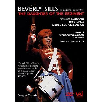 Beverly Sills - Daughter of the Regiment-Comp Opera [DVD] USA import
