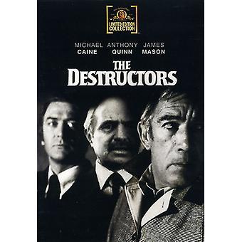 Destructores [DVD] los E.e.u.u. la importación