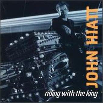 John Hiatt - ridning med konge [CD] USA importen
