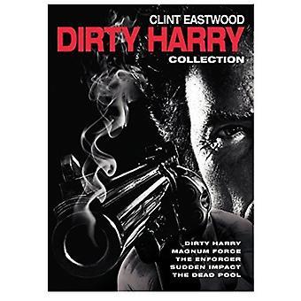 5 coleção de filmes: Dirty importação EUA Harry [DVD]