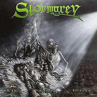 Stormgrey - bytte kravle lider [CD] USA importerer