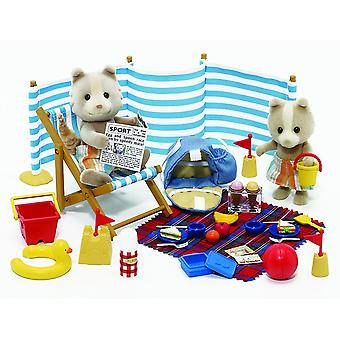 Sylvanian Families Day at The Seaside Set