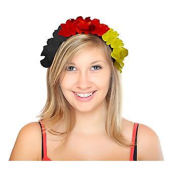 Football headband decoration EM Germany World Cup soccer party