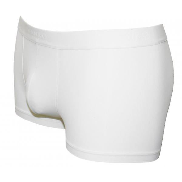 Hanro Micro Touch Boxer Trunk, White