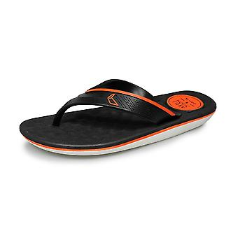 Rider R regel Plus AD Mens Slippers / sandalen - zwart
