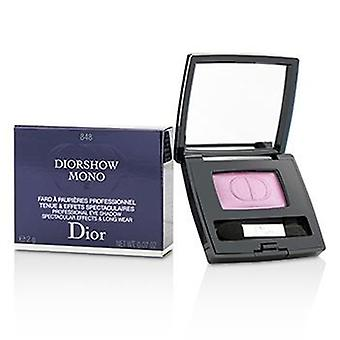 Christian Dior Diorshow Mono Professional Spectacular Effects & Long Wear Eyeshadow - # 848 Focus - 2g/0.07oz