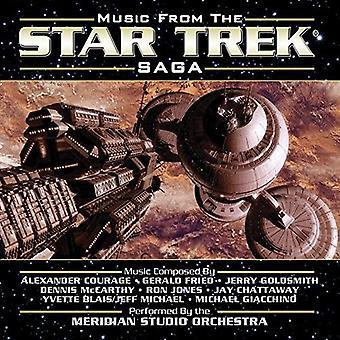 Musik fra the Star Trek Saga 1 / O.S.T - musik fra the Star Trek Saga 1 / O.S.T [CD] USA import