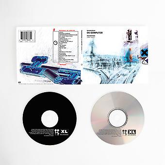 Radiohead - Ok Computer Oknotok 1997 2017 [CD] USA importerer