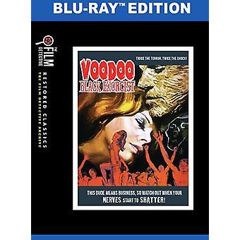 Voodoo Black Exorcist [Blu-ray] USA import