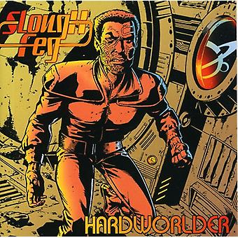 Slough Feg - Hardworlder [CD] USA importerer