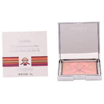 Sisley Illuminator With White Lily L'orchidee Blush 15 gr (Make-up , Face , Blush)