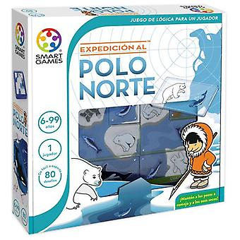 Smart Games Expedition to the north pole (Toys , Boardgames , Logic And Ingenuity)