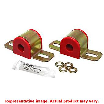 Energy Suspension Sway Bar Bushing Set 9.5101R Red Fits:UNIVERSAL 0 - 0 NON APP