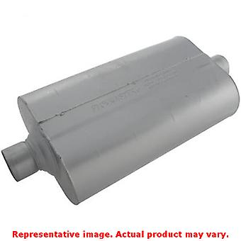 Flowmaster Performance Muffler - Super 50 Series 52555 2.50in Center In / 2.50i