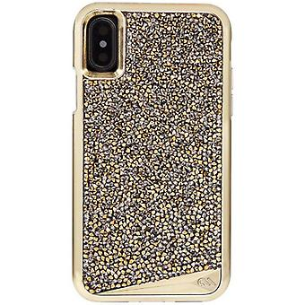 IPhone Case-Mate éclat X Case - Champagne Gold