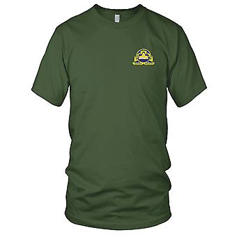 US Army - 24th Infantry Regiment Embroidered Patch - Kids T Shirt