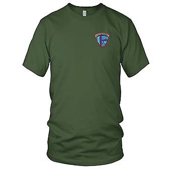 US Navy CV-41 USS Midway Embroidered Patch - Kids T Shirt