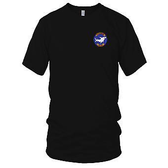 Amerikaanse Marine USS Shark SS-314 geborduurd Patch - Kids T Shirt