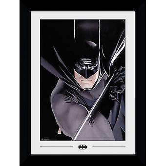 DC Comics Batman Ross coletor impressão 50x70cm