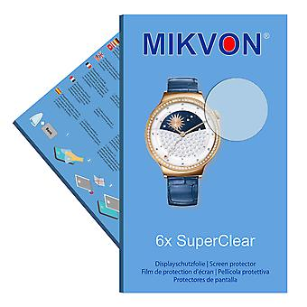 Huawei Watch Jewel screen protector- Mikvon films SuperClear