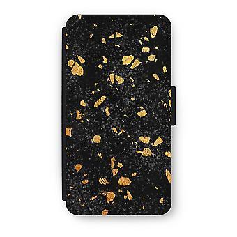 Samsung Galaxy J3 (2016) Flip Case - Terrazzo N°7