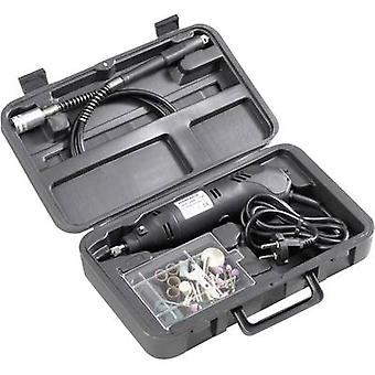 Multifunction tool incl. accessories, incl. case 80-piece 130 W