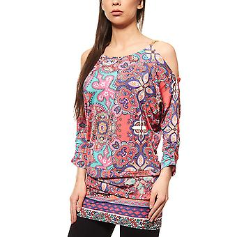 B.C.. best connections by heine shirt dress mini multicolor