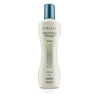 Behandling med BioSilk Volumizing schampo 207ml / 7oz