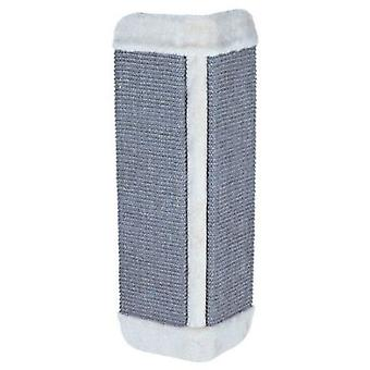 Trixie Light Grey Scratching Board for Corners (Cats , Toys , Scratching Posts)