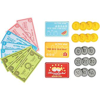 Le Toy Van Honeybake Play Money Set