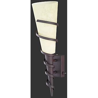 Trio Lighting Aplique Campo 1xE14 max 40w (Lighting , Interior Lighting , Wall lamps)