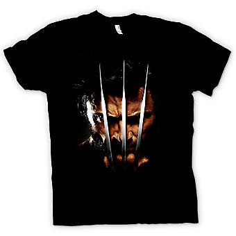 Kids T-shirt - Wolverine - X Men - Claw