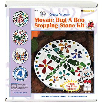 Mosaic Stepping Stone Kit Bug A Boo K1175
