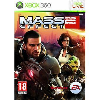 Xbox 360 spil Mass Effect 2 5030930080624