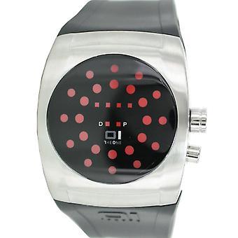 The one binary watch mens watch screw me watch - SW102R3