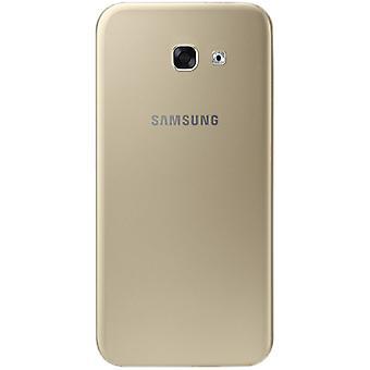 Samsung Akkudeckel für Galaxy A5 2017 A520F GH82-13638B Akku Deckel + Klebepad Gold