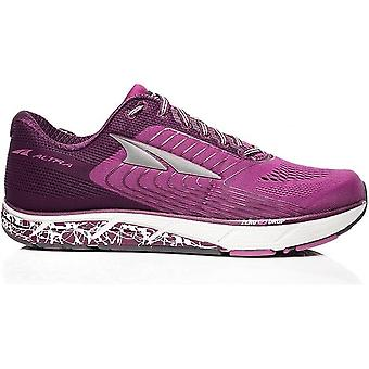 Intuition 4.5 Womens Zero Drop Road Running Shoes Purple