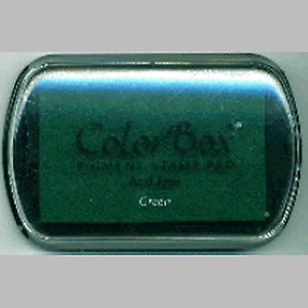ColorBox Pigment Ink Pad-Green