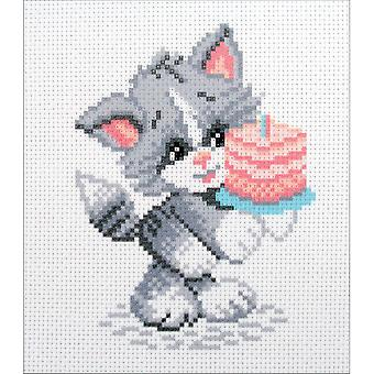 Collection D'art Stamped Cross Stitch Kit 16X20cm-This Is For You