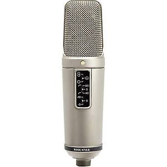 Studio microphone RODE Microphones NT2-A Transfer type:Corded incl. shock mount, incl. cable