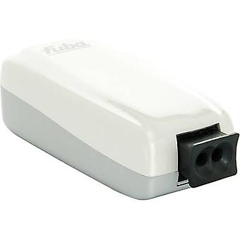 Fiber Optic Adapter FubaWebFiber 1110White