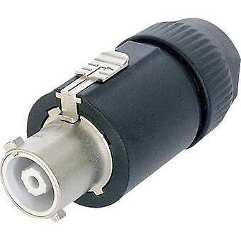 Mains connector NAC Series (mains connectors) NAC Plug, straight