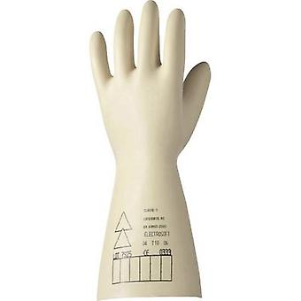Natuurlijke rubber elektriciens handschoen grootte (handschoenen): 8, M nl 388, nl 60903 Electrosoft CLASSE 0 / 1000 V op. 3 T8 2091907 1 paar
