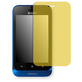 Sony Xperia Tipo display protector - Golebo view protective film protective film