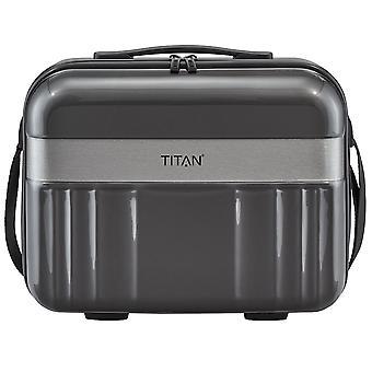 Titan Spotlight Flash Hartschalen Beautycase Schminkkoffer 831702
