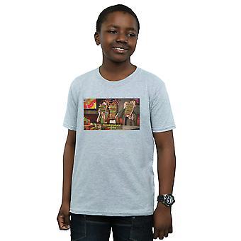 Scoobynatural Boys Supernatural Snakcks T-Shirt