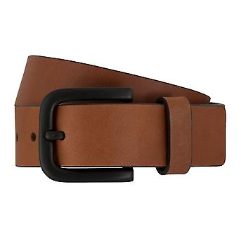Timberland belts men's belts leather belt jeans Cognac 7434