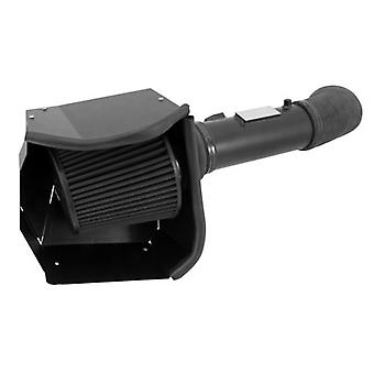 K&N Performance Cold Air Intake Kit 71-2582 with Lifetime Filter for Ford F250/F350/F450/F550 Super Duty 6.7L V8 Power S