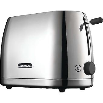 Kenwood TTM550 Stainless Steel Polished 2 Slice Turin Toaster