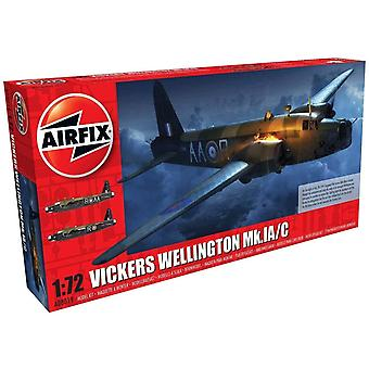 Airfix A08019 Vickers Wellington Mk.IC (1:72 Scale)